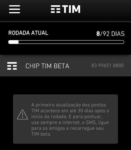 Chip TIM Beta