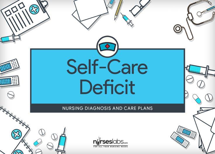 SelfCare Deficit Nursing diagnosis, Nursing care plan