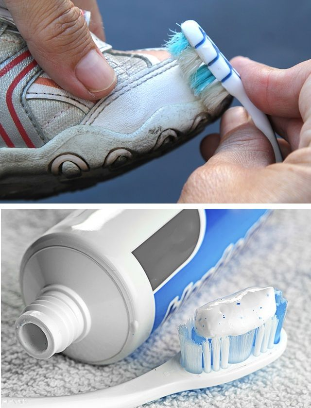 how to clean white shoes vans