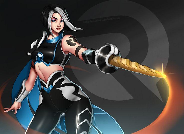 71 Bedste Lol Fiora billeder på Pinterest League Legends-7495