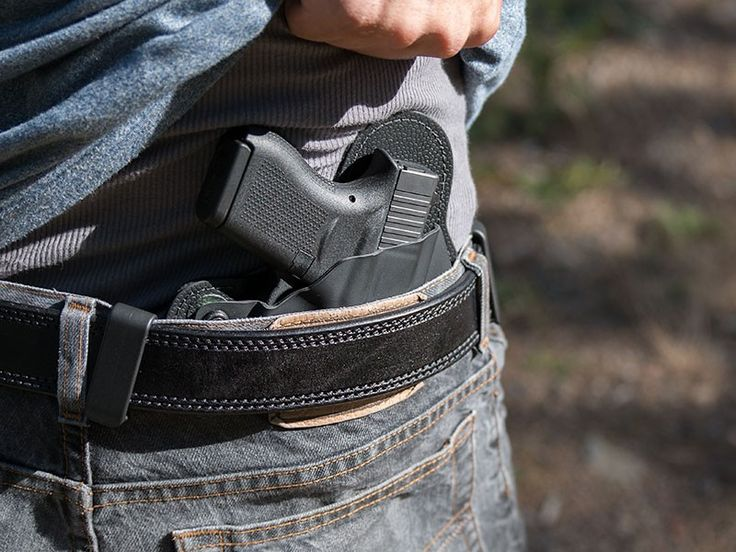 The Cloak Tuck 3.0 concealed carry holster offers an unmatched level of comfort and concealability. Continue reading at: http://aliengearholsters.com/alien-gear-cloak-tuck-3-0-iwb-holster-inside-the-waistband.html/