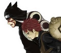 Brothers, Kankuro and Gaara. | Naruto | Pinterest Gaara And Kankuro Brothers