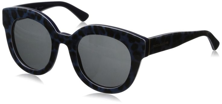 DOLCE & GABBANA Women 4235 Sunglasses, Blue