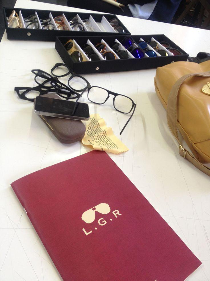L g r eyewear in accademia costume moda for lesson to for Accademia fashion design milano