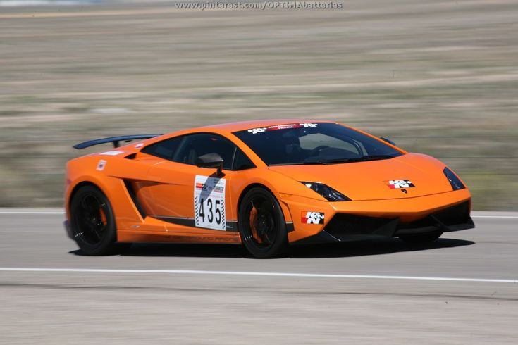 This Lamborghini Easily Eclipsed The 200 Mph Barrier At