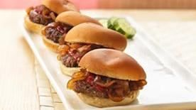 Easy Hamburger Sliders