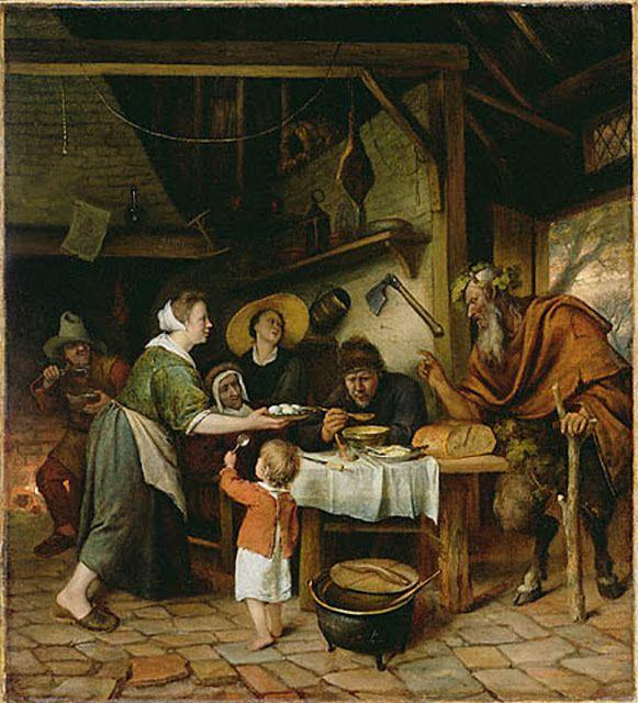 Steen, Satyr & Peasant Family