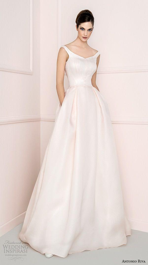 4213 best gelinlik modelleri images on pinterest wedding for A line wedding dress with pockets