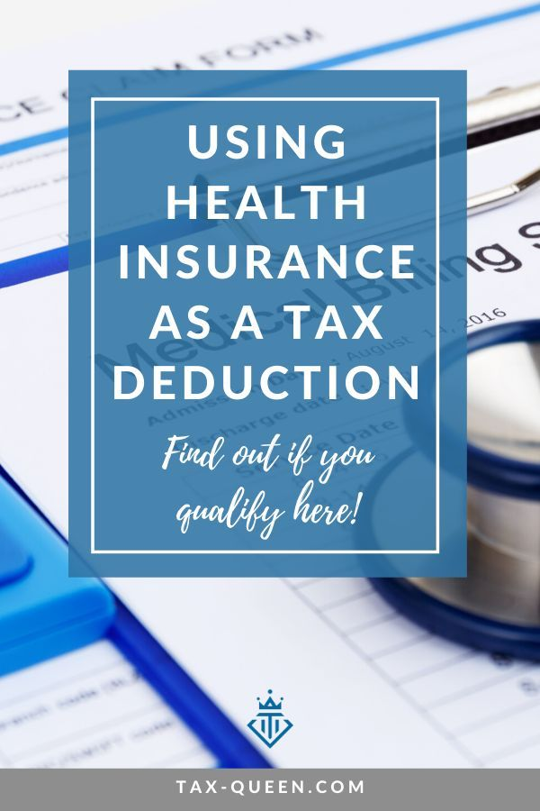 Amazing Way To Take Health Insurance As A Tax Deduction In 2020 Tax Deductions Deduction Tax Deductions List