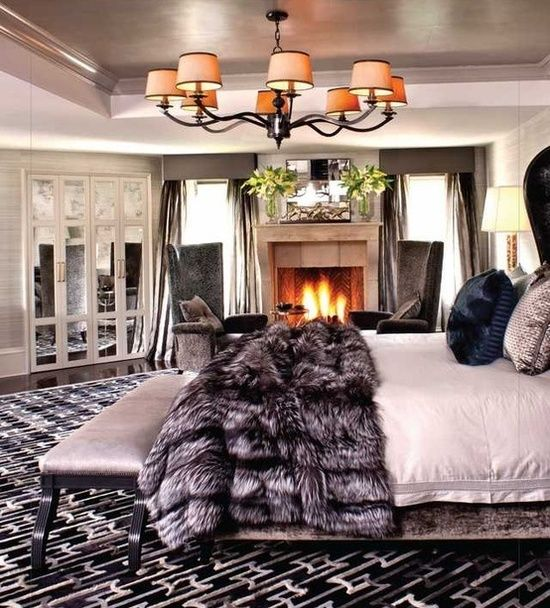 Kylie Jenner Bedroom Bedspread: 21 Best Images About Faux Fur Throws On Pinterest