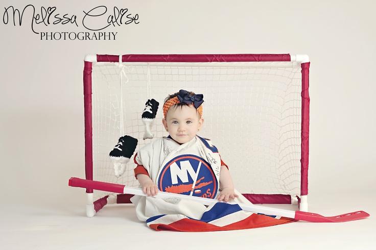 Melissa calise photography photoshoot ideas girl hockey baby ny new york islanders