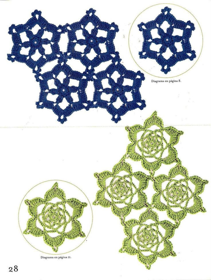 Mejores 24 imágenes de Flores de crochett en Pinterest | Flores ...