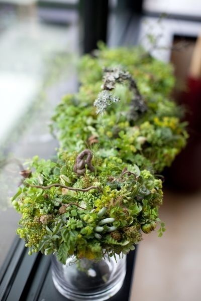 woodland bouquets, Françoise Weeks - photo: Sarah Gray