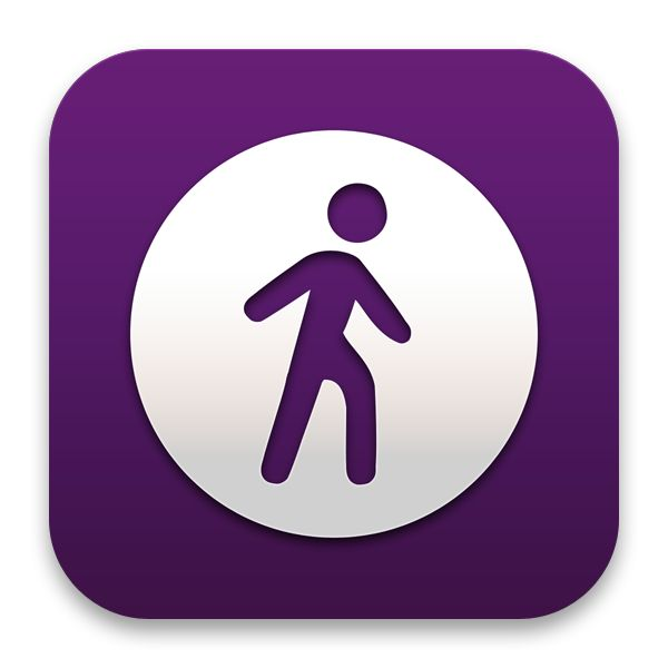 Walking App for Apple and Android devices with walking route suggestions