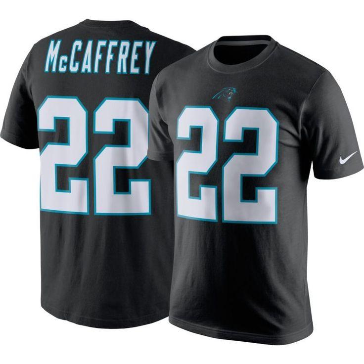 e325a9a0 ... Nike Mens Carolina Christian McCaffrey 22 Pride Black T-Shirt, Size  Medium Christian McCaffrey Carolina Panthers Nike Youth 2017 Draft Pick Game  ...