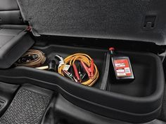 Husky Underseat Storage Case fits all Chevy Avalanches, Chevy truck models