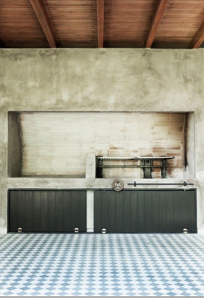 quincho deArquitectura / M. Elena Dominguez + Bernardita Estay