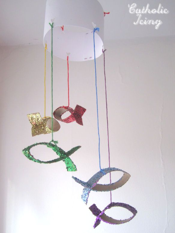 25 Best Ideas About Fish Mobile On Pinterest Simple