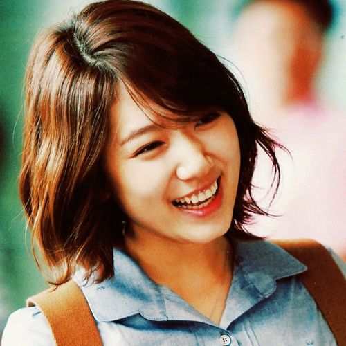 Heartstrings. Park Shin Hye with short hair ...