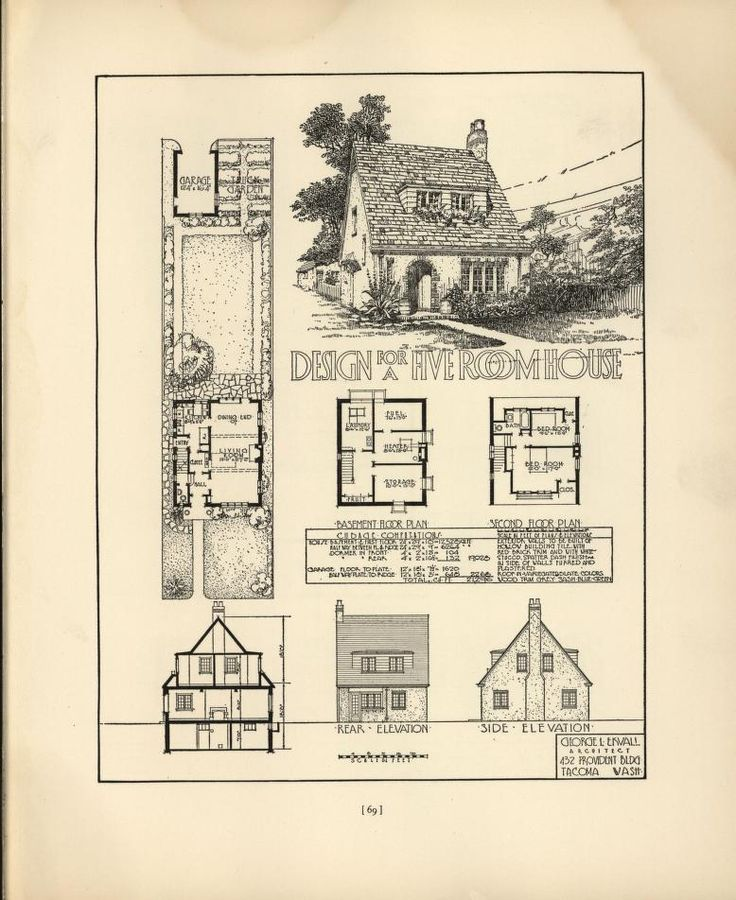 25 best ideas about small english cottage on pinterest for Tiny english cottage house plans