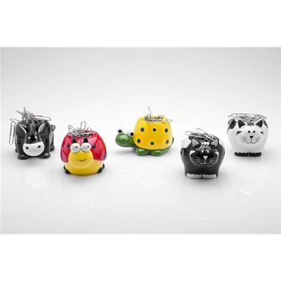Animali porta clip - Office - Montemaggi - Distribuzione Oggettistica Online, Ingrosso, Dettaglio