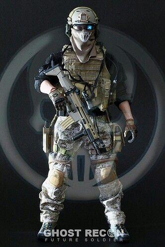 Ghost recon hunter team