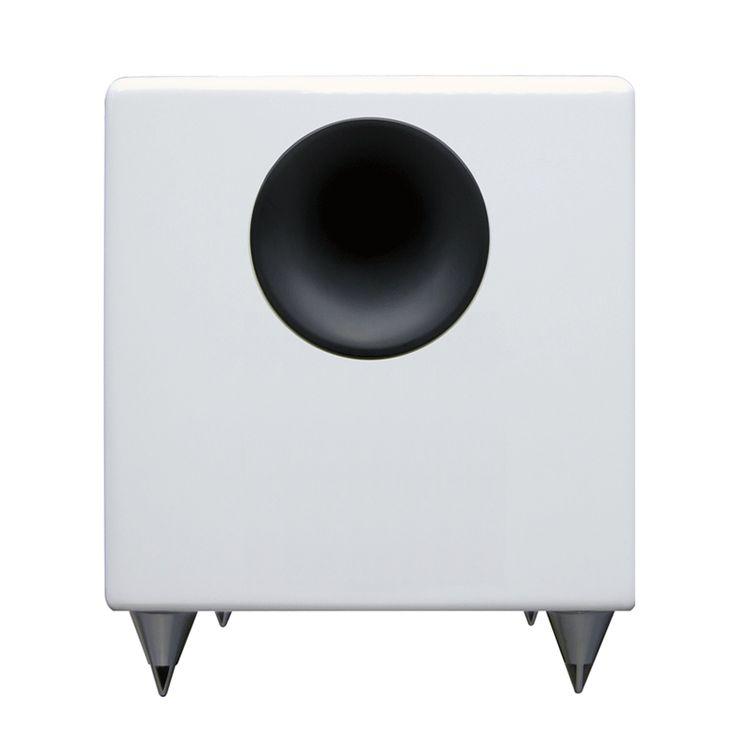 AudioEngine S8 White Premium Powered Subwoofer Kinerja yang baik untuk musik, film, dan game. Audioengine S8 adalah ekstensi bass yang sempurna untuk Audioengine speaker bertenaga atau sebagai fitur upgrade ke sistem musik. Ukuran super kompak dan sudah tersedia Wireless.