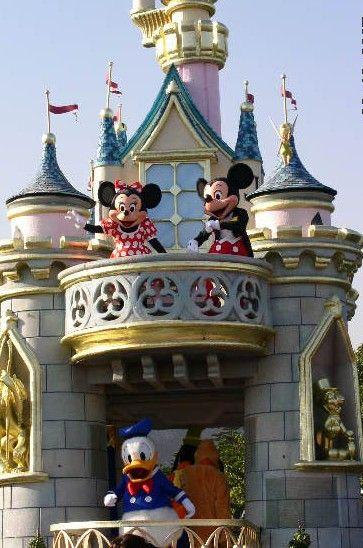 Disneyland- Gluten Free