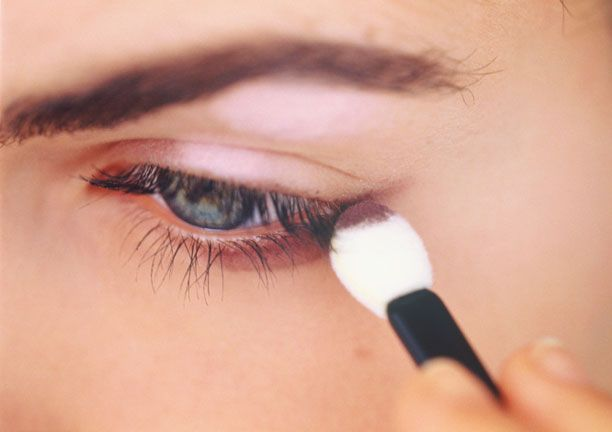 interesting... how to apply eye makeup based on your eye shape