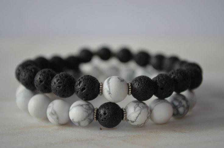 Excited to share the latest addition to my #etsy shop: Friendship Bracelet. Stretch Bracelet. Relationship Bracelet. Couples Bracelet. Emotional Connection Bracelet.