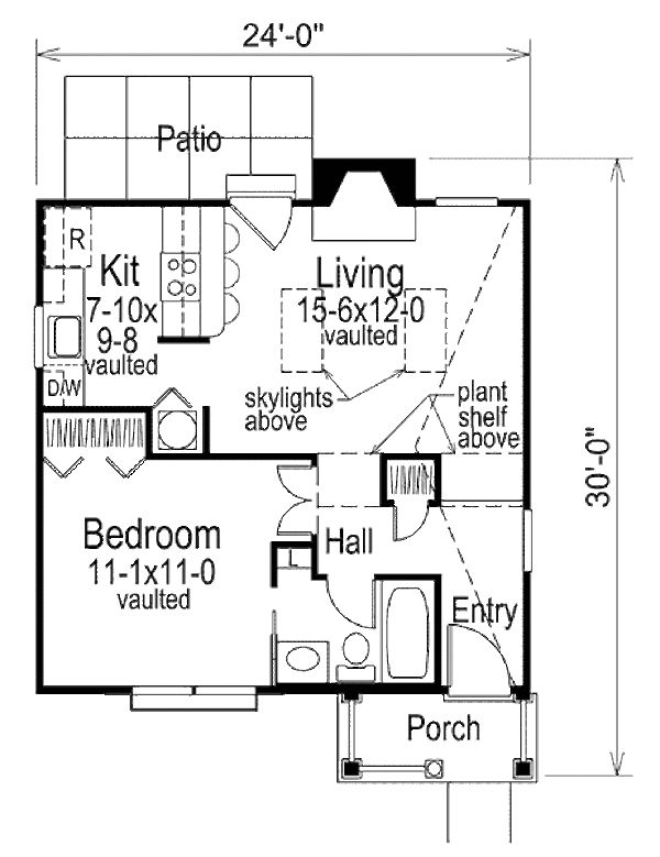 37 best tiny house love images on pinterest cottage style house Indigo Cottage House Plan cottage style house plan 1 beds 1 baths 576 sq ft plan 57 indigo cottage house plan