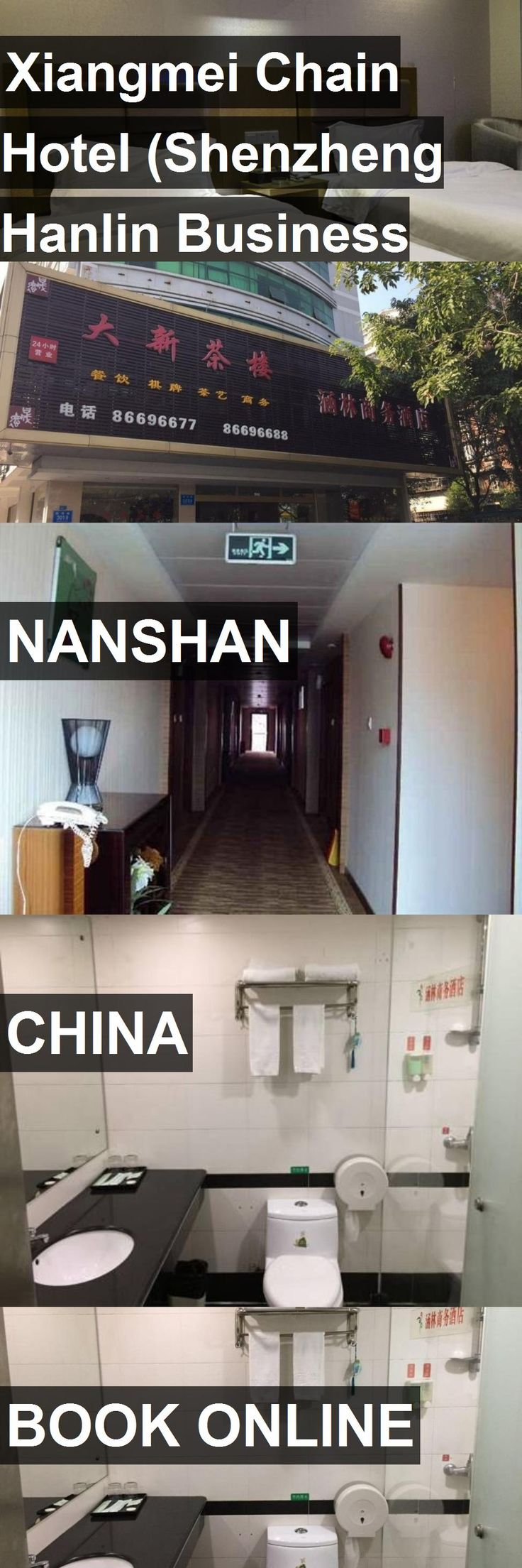 Hotel Xiangmei Chain Hotel (Shenzheng Hanlin Business Hotel) in Nanshan, China. For more information, photos, reviews and best prices please follow the link. #China #Nanshan #XiangmeiChainHotel(ShenzhengHanlinBusinessHotel) #hotel #travel #vacation
