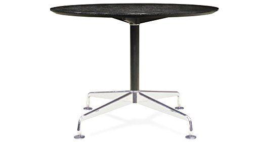 Modern Jefferson Conference Table Dark Oak Zuri Furniture