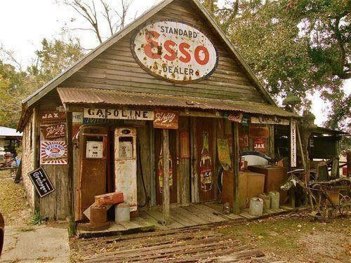 Old country store - Tech Support