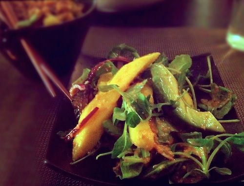 Elise's favo Thaise salade