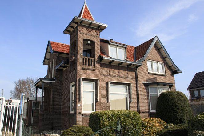 Ingezonden foto: Prachtig gebouw in Klazienaveen