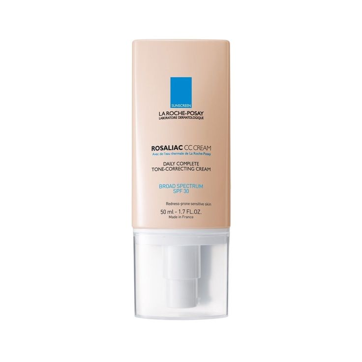 La Roche-Posay Rosaliac CC Cream (Ivory) 1.7-ounce (Skin Treatment)