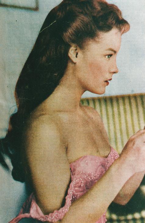 Romy Schneider in Sissi