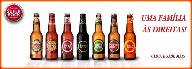 Cerveja Superbock - Unicer