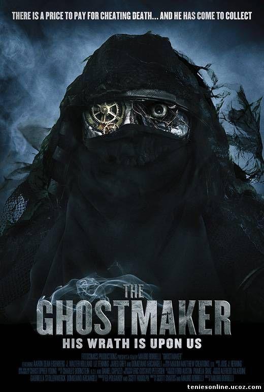 """Δωρεαν Ταινιες - The Ghostmaker 2011 : Μια ομάδα από φίλους χρησιμοποιούν ένα αρχαίο φέρετρο για να βιώσουν τον κόσμο των φαντασμάτων. Συνδεσμος Προβολης : http://www.tinylinks.co/B45kT Στη σελίδα που σας ανοίγει πατάτε το """"SKIP AD"""" πάνω και δεξιά"""