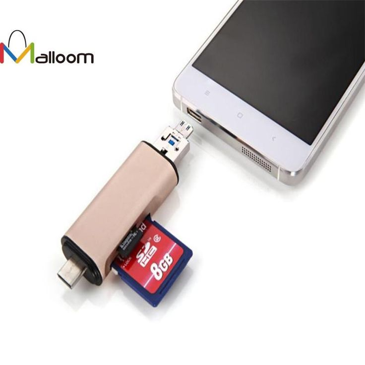 2016 Fashion PC Accessories 3in1 USB3.0 + USB 3.1 Aluminum+ABS Material Type C TF MS Card Reader Adapter For Sale