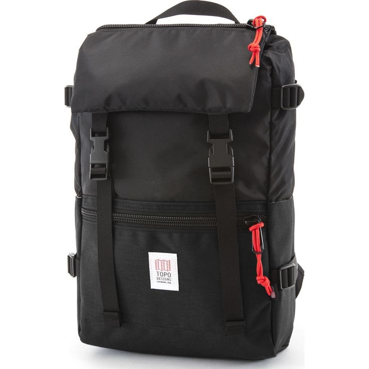 Now in more eye-catching colors than ever, the Topo Designs Rover Pack is the perfect size for any need, style for any occasion, and the functional versatility to carry whatever you need, wherever you