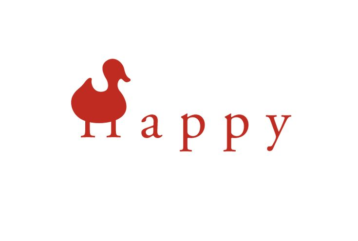年賀状2017 No.16: Happy Duck | 2017年賀状デザイン・ポストカードデザイン- INDIVIDUAL LOCKER