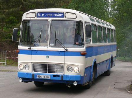Autobusy Lešany 2010 | Staré náklaďáky