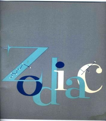 The Neiman Marcus Zodiac Room Dinner Menu, 1950s.