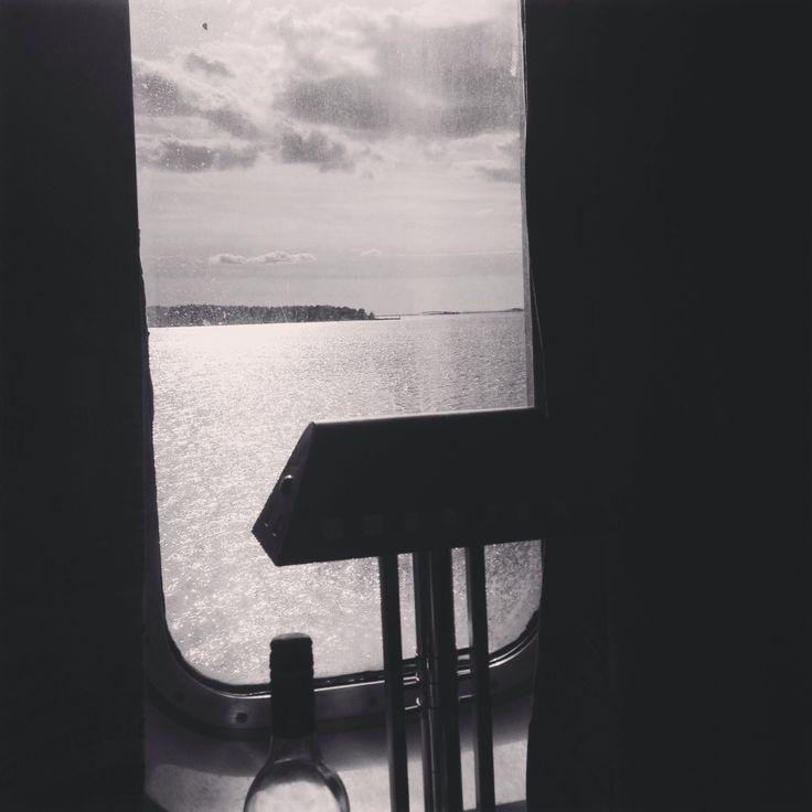 Leaving Estonia 2014