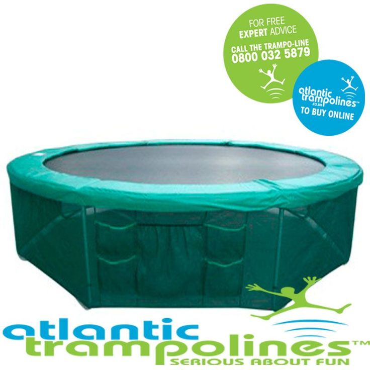 Safety Skirt for 13ft Trampoline. Free Next Day Delivery!