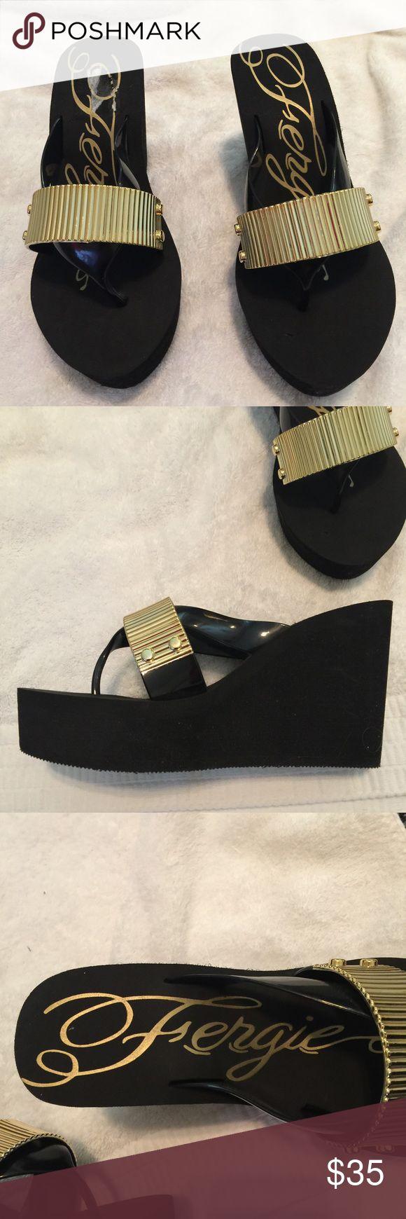 Fergie Sandals NWT Fergie Shoes Sandals