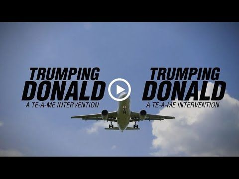 Planning behind Tea for trump real time marketing campaign | #ARM Digital