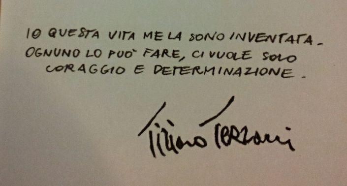 frasi Tiziano Terzani